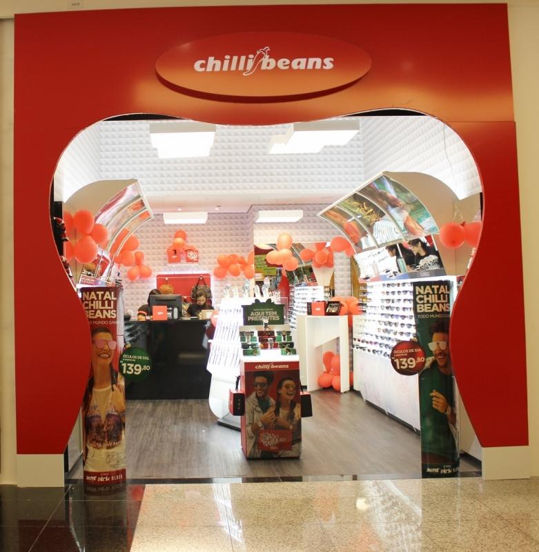 0ea2e1358f3fd Chilli Beans inaugura loja no Shopping Cidade Sorocaba. Marca especializada  em óculos está instalada no piso L2 do ...